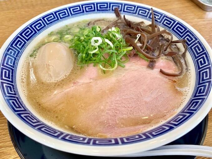 いち 富山 ぶた 【麺屋豚道場ぶた壱】何人も絶対まんぷくにする大人気行列店