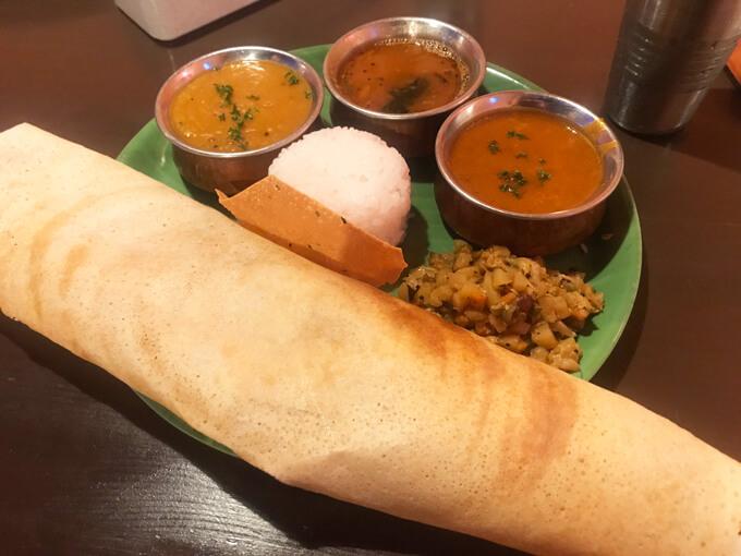 チョリチョリ | 古沢に移転したインドカレー専門店「ナンもバトゥラも美味しい」