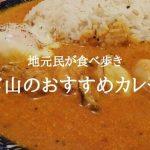 【2019年最新】絶品!!富山のおすすめのカレー15選「インド風〜カフェまでピックアップ」
