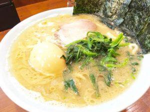 【元喜家|げんきや 富山店】横浜家系の有名店の味を引き継ぐ、秘伝の鶏油の効いた一杯