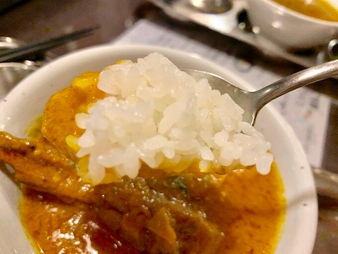日本人好みの白飯