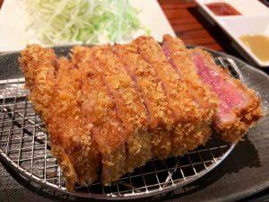牛カツ RIKI | Wの意味でレアな牛カツ専門店「とろける赤身肉に舌鼓」