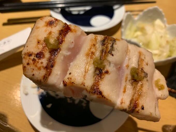 プリっと食感が美味しいササミ