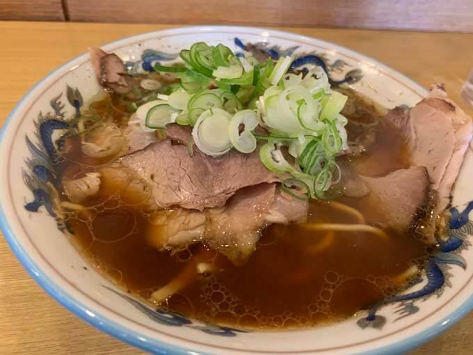 チャーシューメン(小) 800円