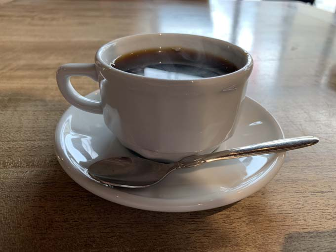 今日のおすすめコーヒー