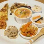 リリーベリー | 小杉にあるイタリアン「野菜いっぱいのおばんざいランチが人気」
