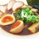 ラーメン 一心 | 魚介出汁の効いた富山ブラック「無化調・無添加のこだわり」