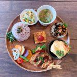 ウプス ア デイジー | 和食ランチ「野菜の栄養たっぷりワンプレート」