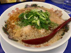 【来来亭|らいらいてい 富山掛尾店】がっつり系のラーメン定食で大満足の夜を