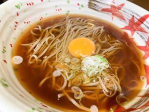 【オリンバ】富山市二口町にオープンした蕎麦屋さん「和モダンの心地良い空間」