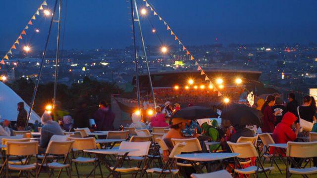 【ホットフィールド】富山県トップクラスの音楽フェス!!キャンパーに大人気