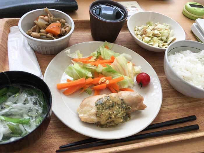 【タニタ食堂 富山】ヘルシーなランチメニュー「健康志向を食から学ぼう」