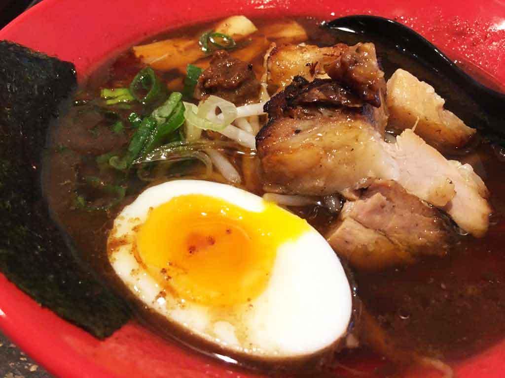 【麺・吉平】醤油ラーメンが魚介の旨味が効いてうまい!
