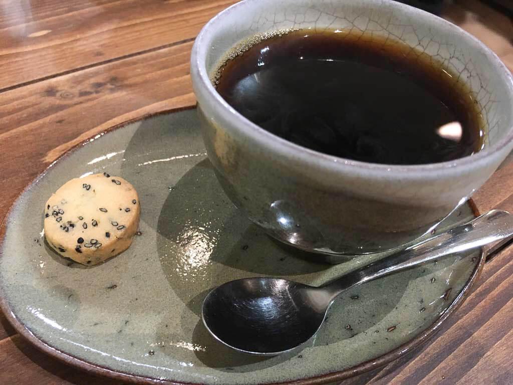 本日のコーヒー 500円(税込)