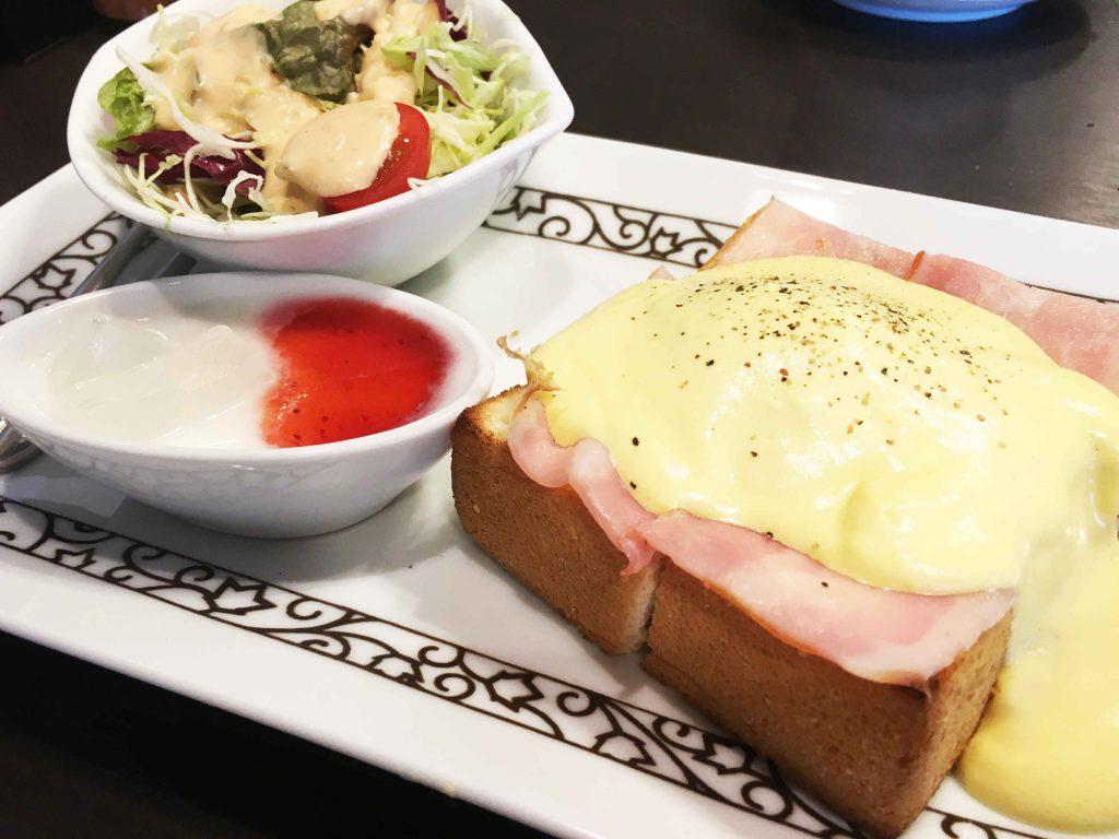 週末こそ早起きを!!元町珈琲のモーニングで朝活はいかがですか?