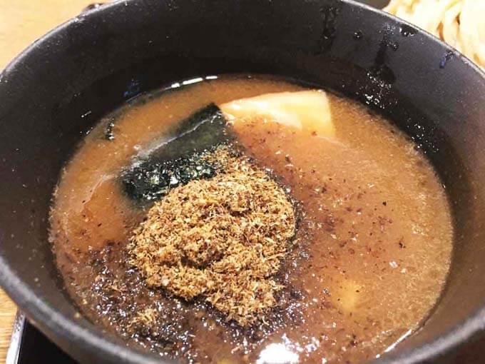 魚介×どうぶつ系のWスープ