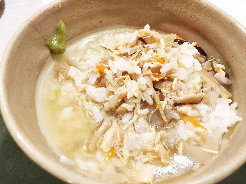 【無印 奄美大島風 鶏飯】受験生のお夜食に、おすすめのちょい足しとは?
