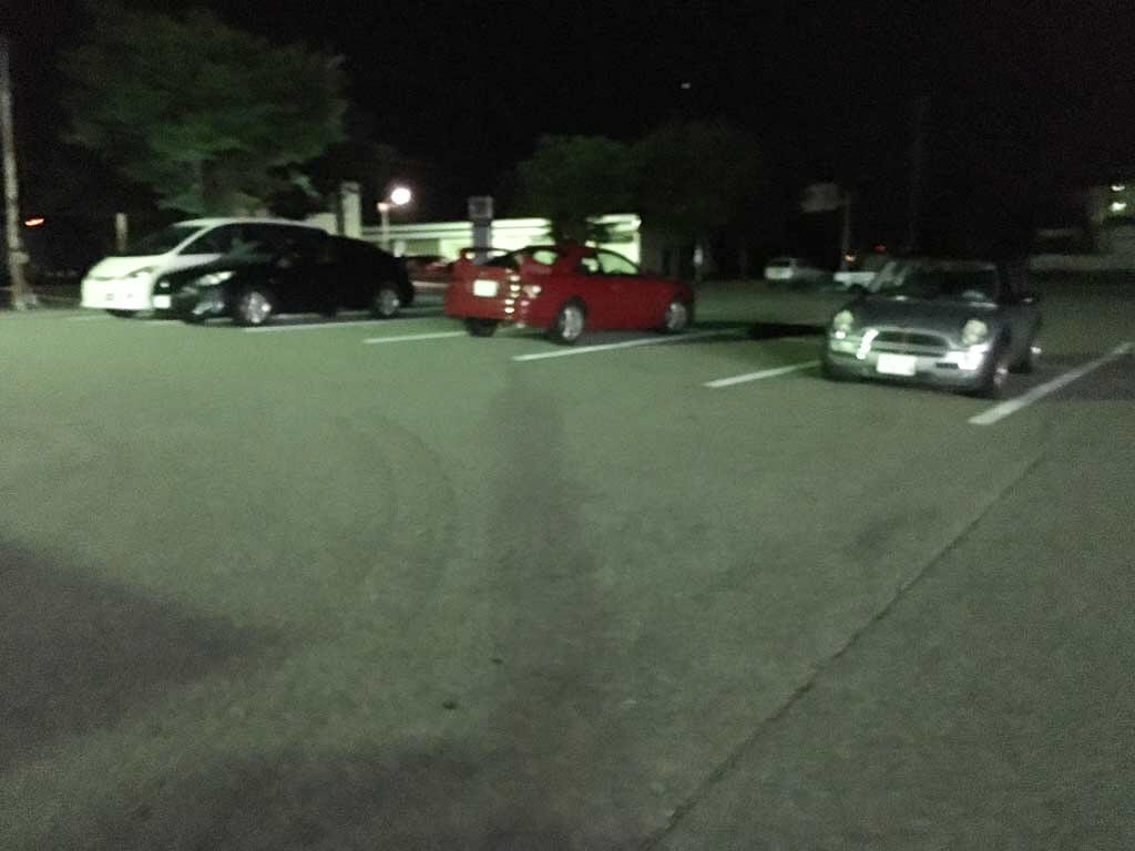 『麺屋丸超』の駐車場は?
