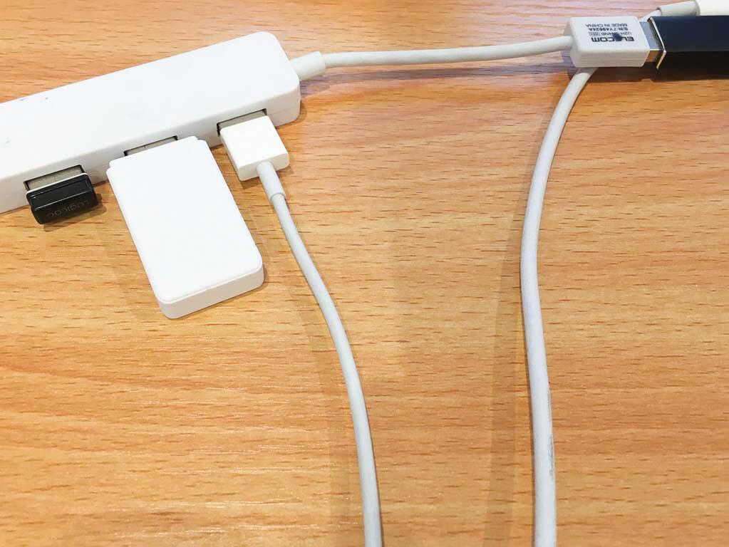 USB変換グッズ