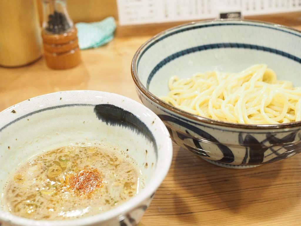 【はし本】つけ麺がおすすめ!!「ツルシコ麺でどれだけでも食べられちゃう爽快感」