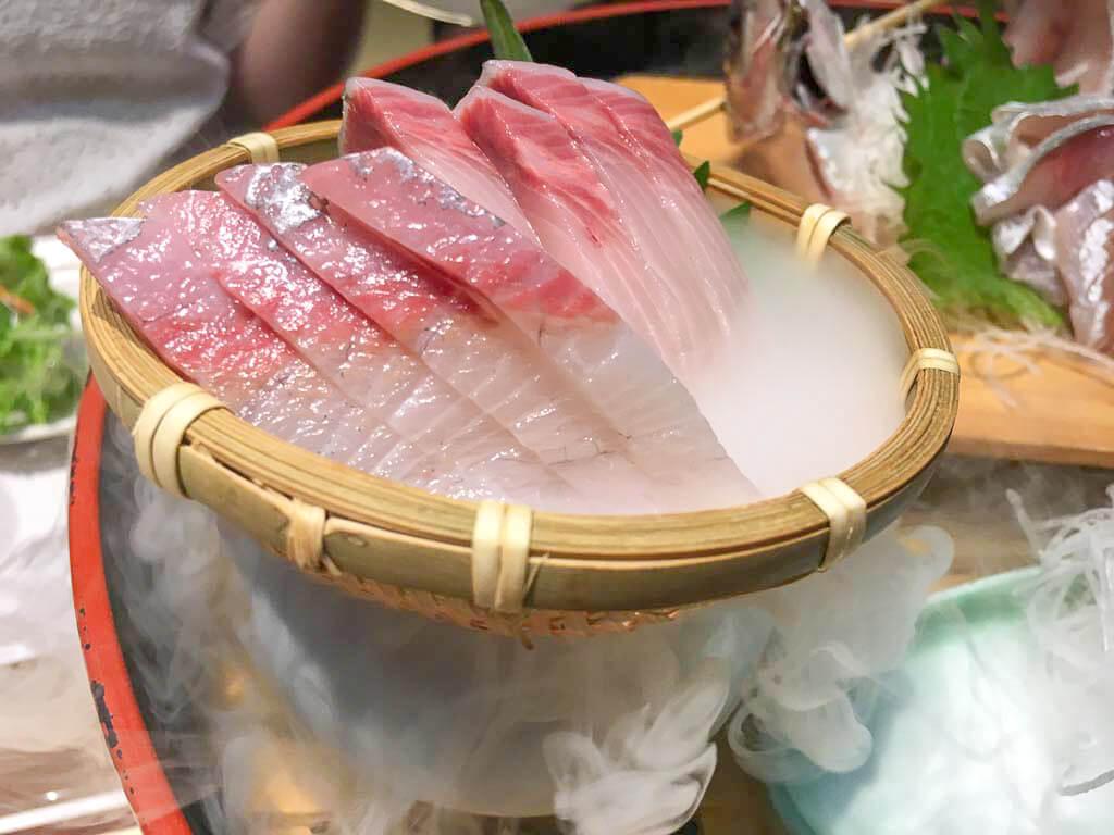 【越中舞華(えっちゅうまいか)】刺身がうまい!漁師がつくったコース料理が絶品