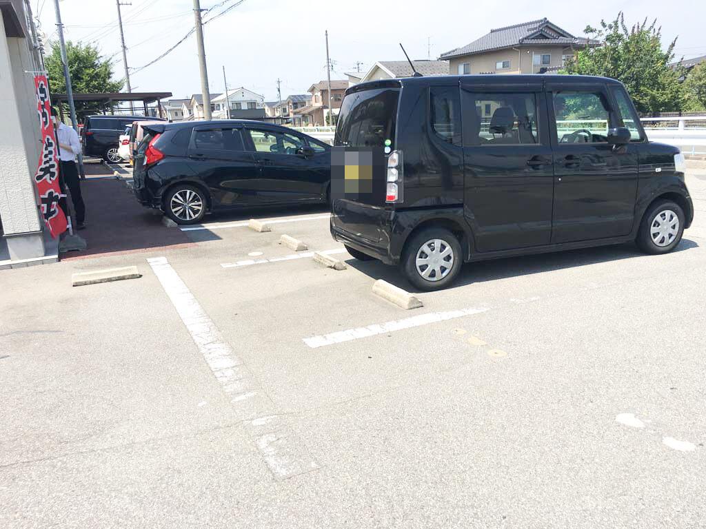 駐車場 その2