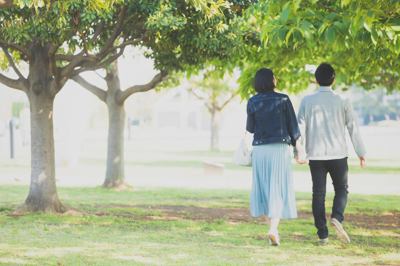 公園デートはなぜいいのか?