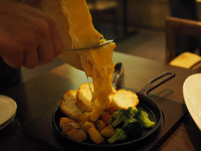 ラクレットチーズ その2