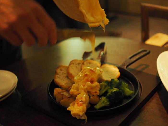 ラクレットチーズ その3