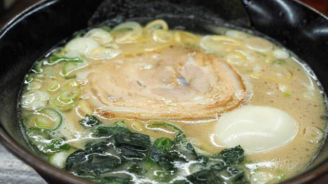 【麺王】富山で若者に人気の家系ラーメン店!高菜ごはんもおすすめ