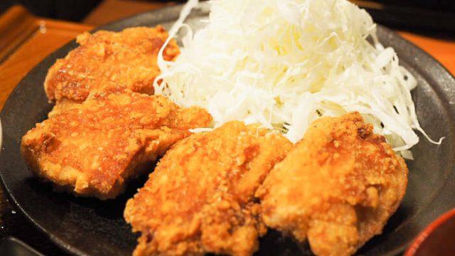 【から好し】富山初出店!!定食・丼の気になる味は?9月2日まで500円キャンペーン実施中!