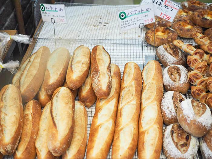 ハード系のパン その2