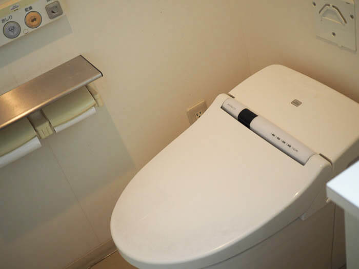 トイレがきれい