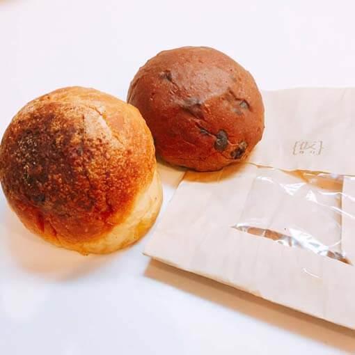 シンプルな味つけのスパイスパン