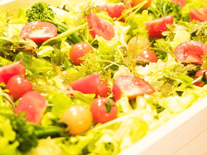 オリーブの野菜