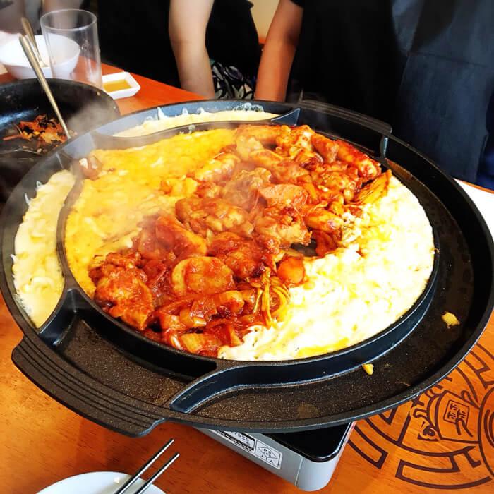 女性に大人気の韓国料理屋「テジカエン」