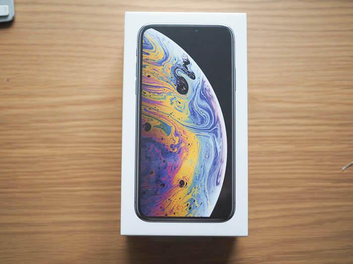 iPhoneXSを購入