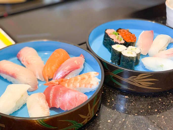 寿司セットランチ 1,350円
