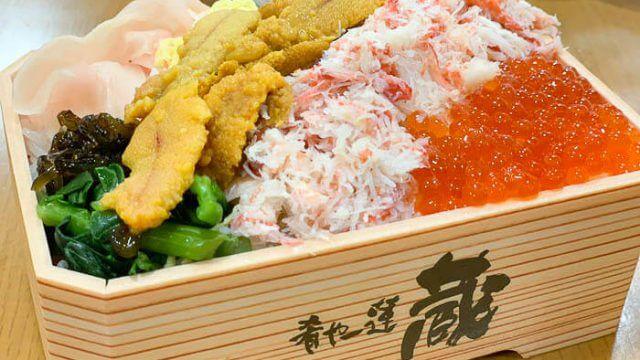 【大北海道展 富山】大和に集結!!海鮮丼に和牛ヒレカツサンドで豪勢な食事を楽しもう