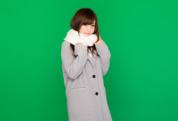 1.冬の寒さ