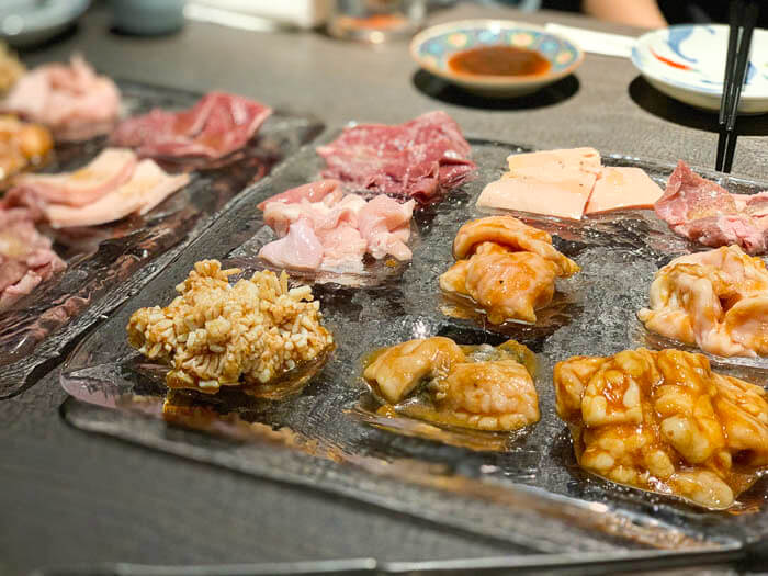 【ショーグンホルモン】老舗焼肉店が出すホルモン専門店!!9種盛りがおすすめ