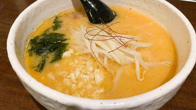 【エアーストリーム 富山】王道の味噌ラーメンと噂のまぜそば!!優しいテイストでうまい