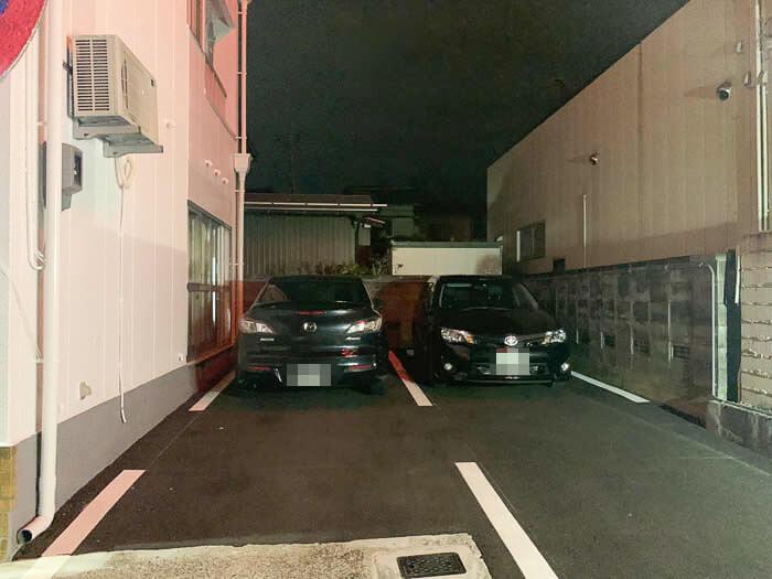駐車場 その1