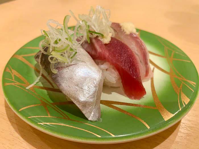 【すしのや 富山】氷見のコスパの高い回転寿司「地物の3種盛りは絶品メニュー」