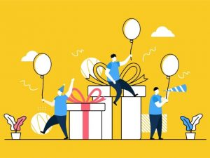 Amazonギフト券を誕生日プレゼントに。LINEメッセージで気軽に送られる