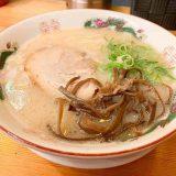 ばたやん 富山駅前店 | バリカタの豚骨ラーメン「〆の一杯におすすめ」