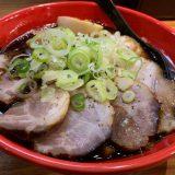 【いろは 富山駅前】あっさり系富山ブラックラーメン「5回の日本一に輝いた一杯」