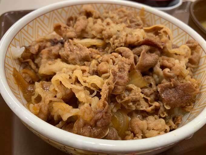 すき家のSUKI PASSは最大210円引き「家族みんなでお得に牛丼を食べる方法」