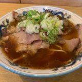 大喜(たいき) 根塚店   富山ブラックと地元コシヒカリがマッチ「ジューシーな焼豚に舌鼓」