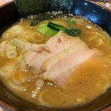 【麺屋 達(たつ)】富山初進出の話題のラーメン屋「濃厚な豚骨醤油ラーメンを紹介」